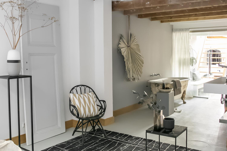 Thuis in het urban boho interieur van Klaas