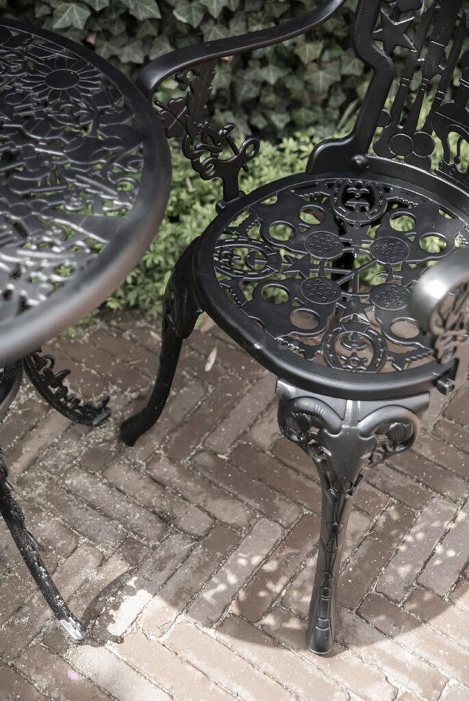 XXL Tuin Make-Over deel 2: de afstyling van onze eclectische stadstuin
